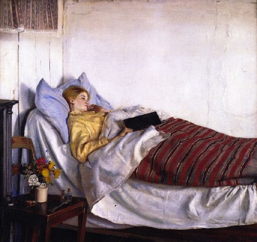 de Michael Ancher, peintre danois.